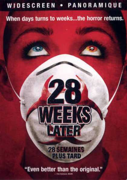 French DVDs - 28 Days Later