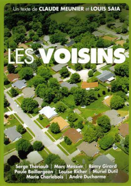 French DVDs - Les Voisins
