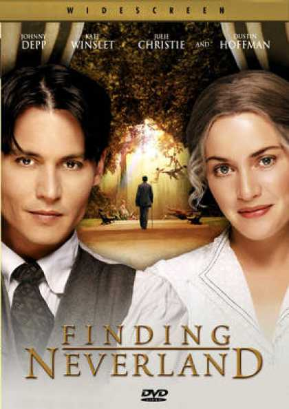 French DVDs - Finding Neverland
