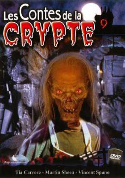 French DVDs - Tales From The Crypt French Vol 9
