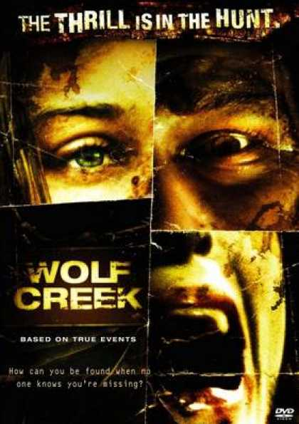 French DVDs - Wolf Creek