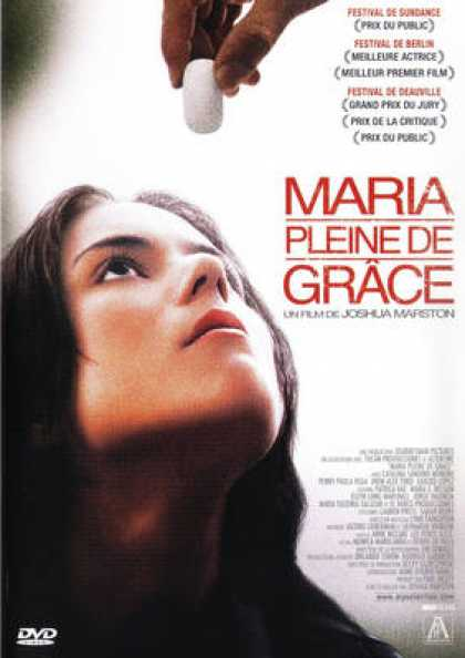 French DVDs - Maria Full Of Grace