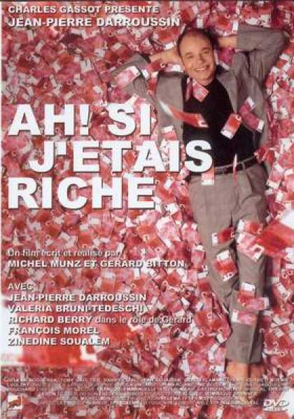 French DVDs - Ah If I Were Rich