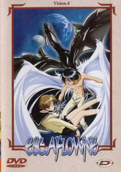 French DVDs - Escaflowne - Vision 4