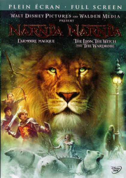 French DVDs - The Chronicles Of Narnia