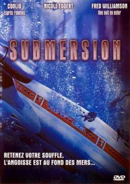 French DVDs - Submersion