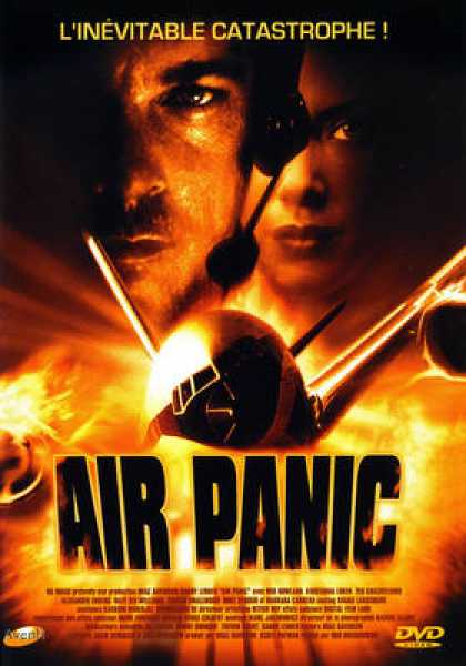 French DVDs - Air Panic