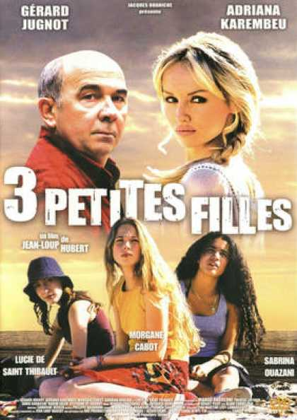 French DVDs - 3 Petites Filles