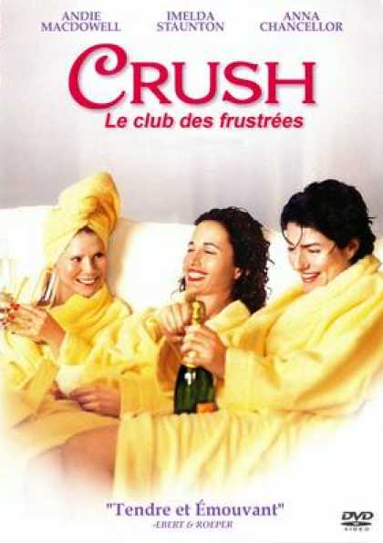 French DVDs - Crush