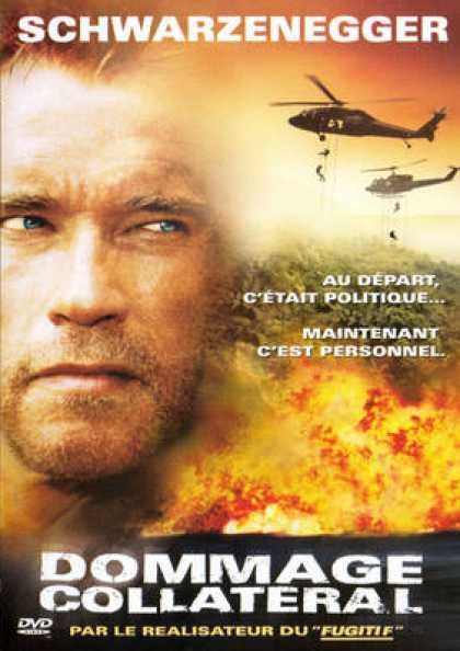 French DVDs - Collateral Damage