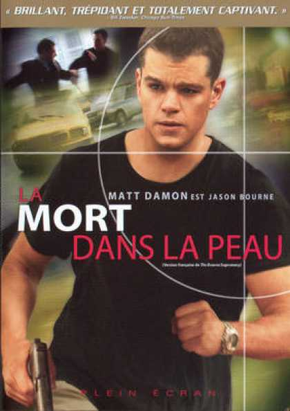 French DVDs - The Bourne Supremacy