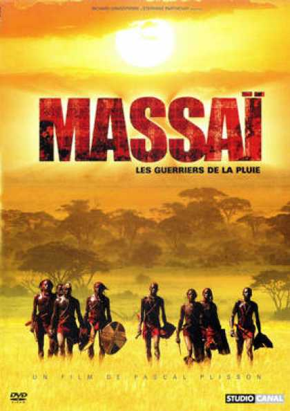 French DVDs - Massai
