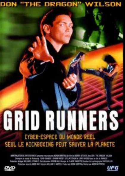 French DVDs - Grid Runners