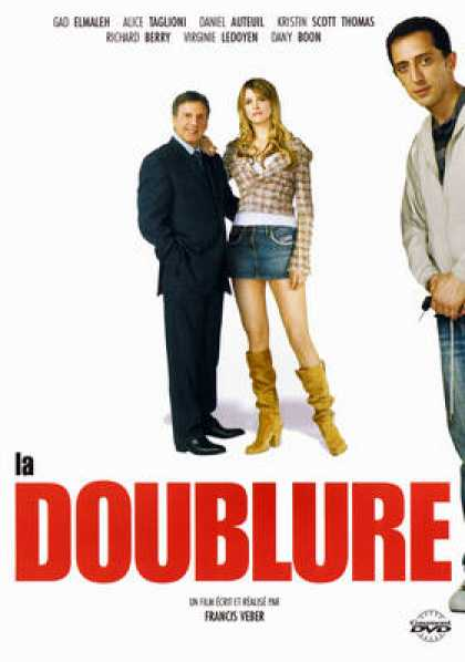 French DVDs - La Doublure