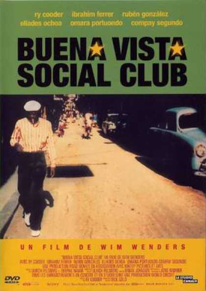 French DVDs - Buena Vista Social Club