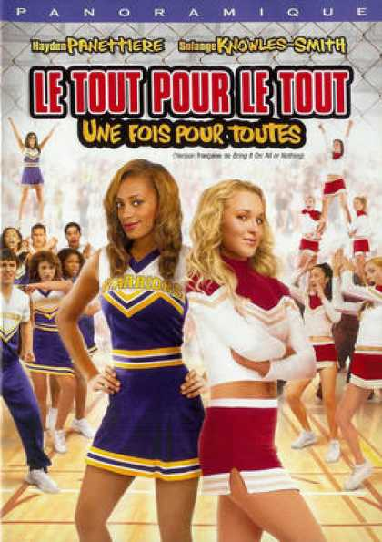 French DVDs - Bring It On All Or Nothing (2006) FRENCH –