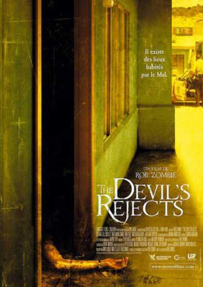 French DVDs - The Devil's Rejects