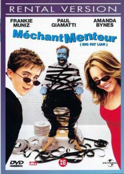 French DVDs - Big Fat Liar