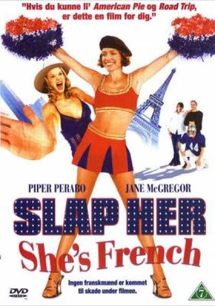 French DVDs - Slap Her She's French DANISH
