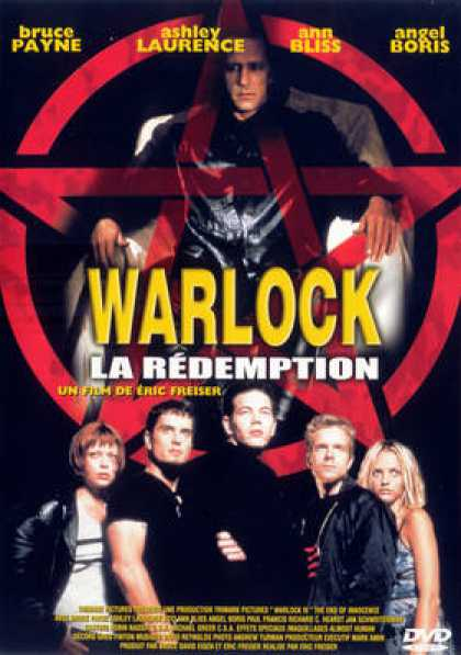 French DVDs - Warlock - The Armageddon