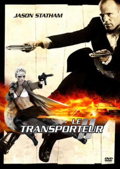 French DVDs - The Transporter 2
