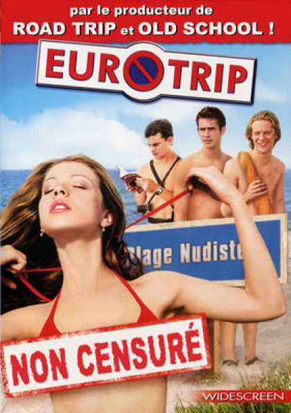 French DVDs - Eurotrip