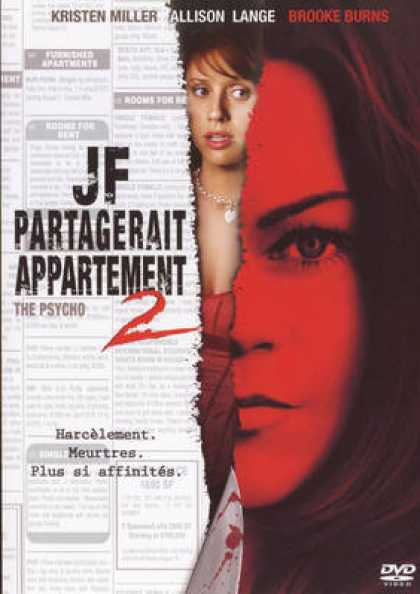 French DVDs - Jf Partagerait Appartement 2