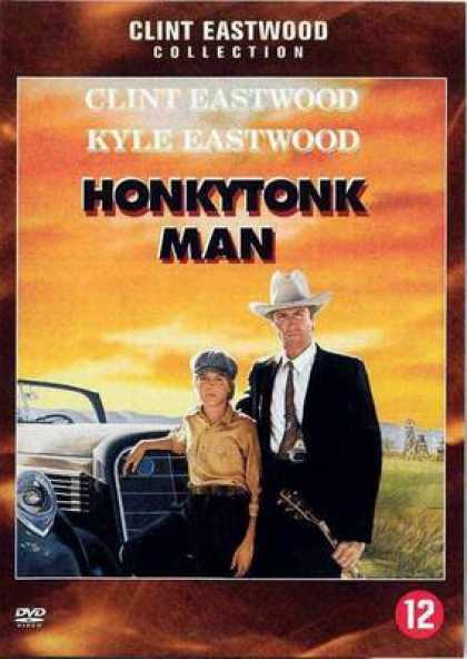 French DVDs - Honkytonk Man