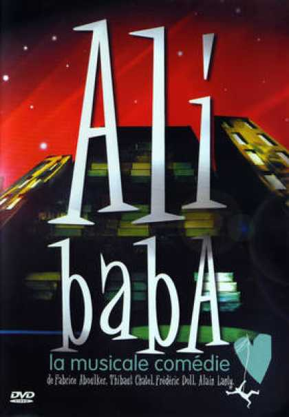 French DVDs - Ali Baba La Musicale Comedie