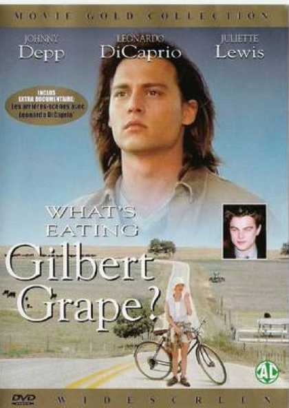 French DVDs - Gilbert Grape
