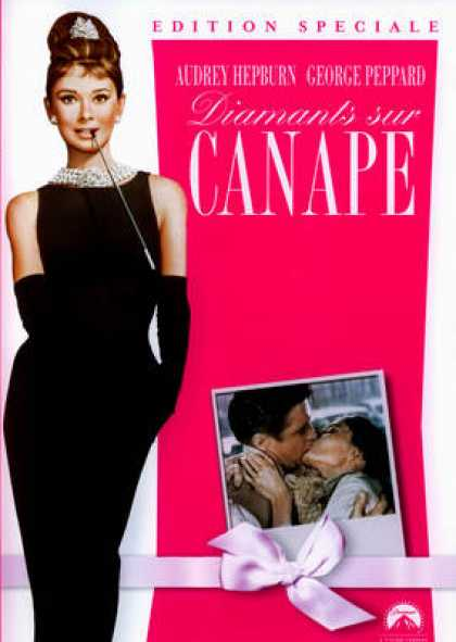 French DVDs - Diamants Sur Canape