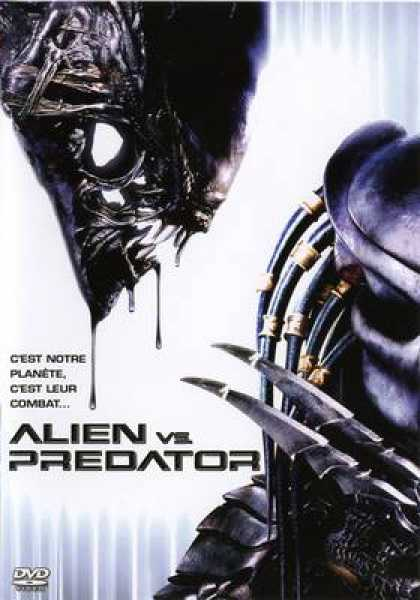 French DVDs - Alien Vs Predator