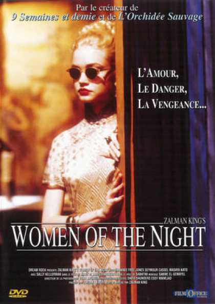 French DVDs - Women Of The Night
