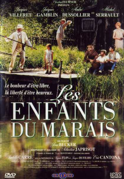 French DVDs - Les Enfants Du Marais