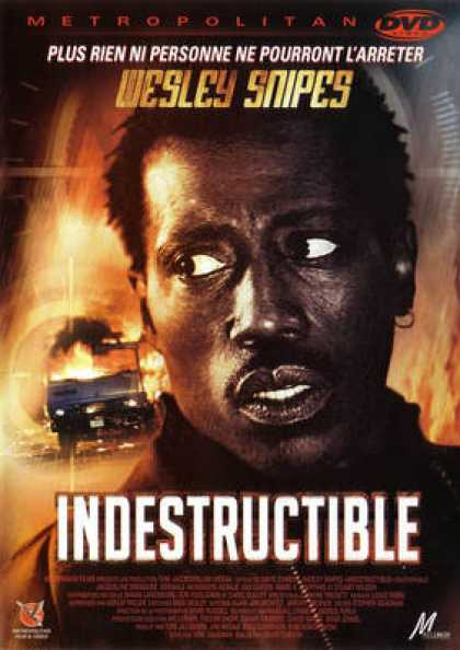 French DVDs - Indestructible
