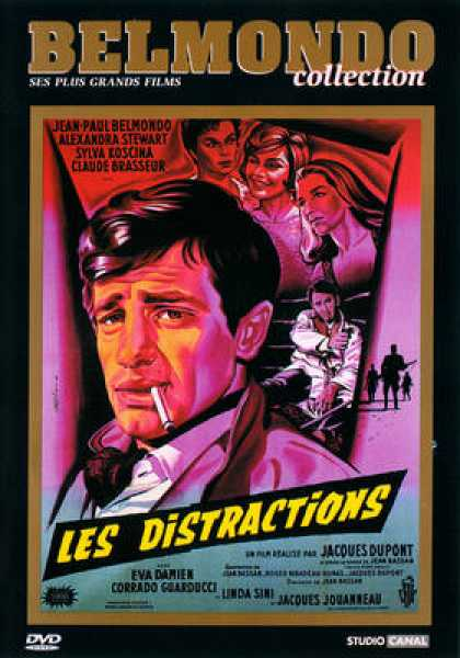 French DVDs - Les Distractions