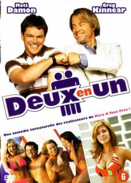 French DVDs - Deux En Un