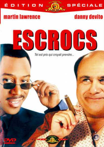 French DVDs - Escrocs