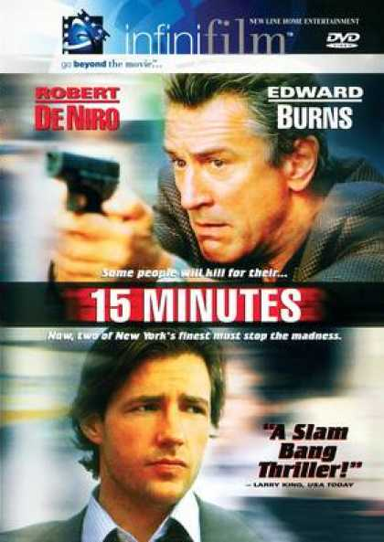 French DVDs - 15 Minutes