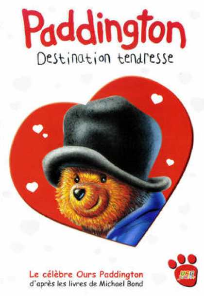 French DVDs - Paddington Destination Tendresse