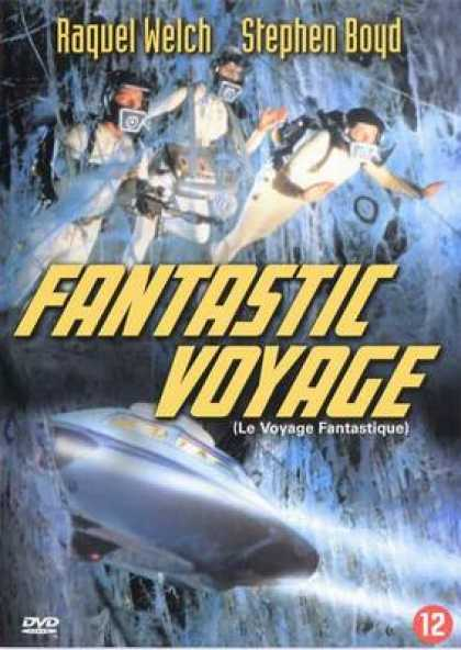 French DVDs - Fantasic Voyage