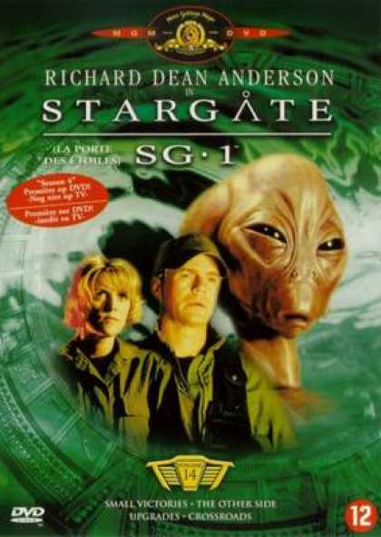 French DVDs - Stargate Sg 1 Vol 14
