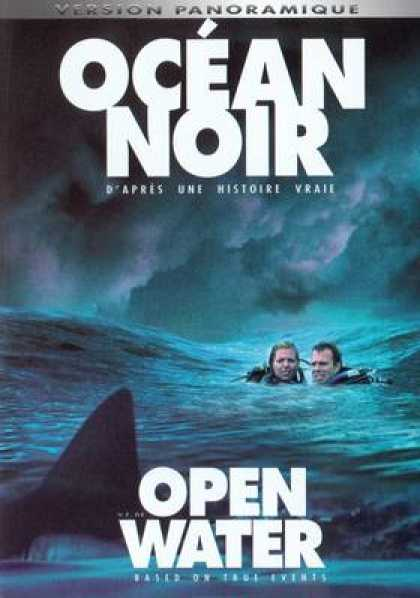 French DVDs - Open Water