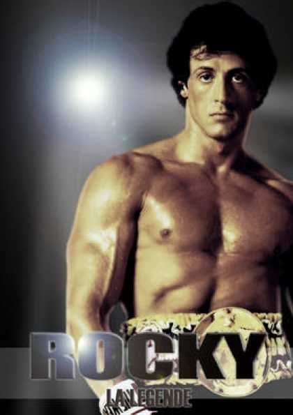 French DVDs - Rocky Collection
