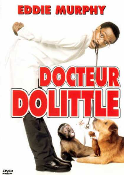 French DVDs - Doctor Dolittle 1