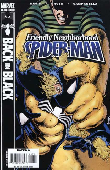 Friendly Neighborhood Spider-Man 17 - Mike Wieringo