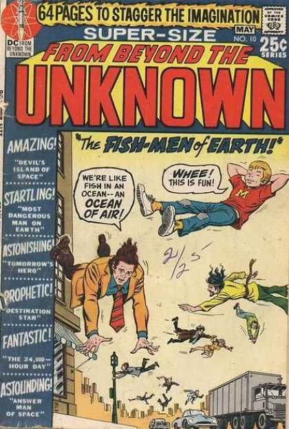 From Beyond the Unknown 10 - Murphy Anderson