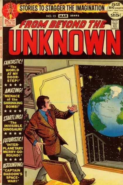 From Beyond the Unknown 15 - Earth - Space - Murphy Anderson