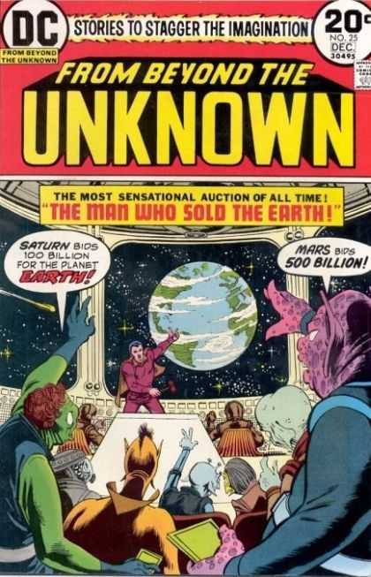 From Beyond the Unknown 25 - Nick Cardy