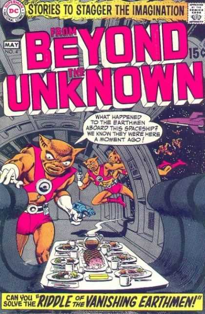 From Beyond the Unknown 4 - Murphy Anderson